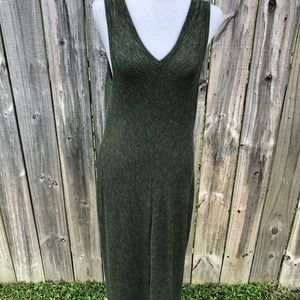 Dark Green Mossimo Maxi Dress